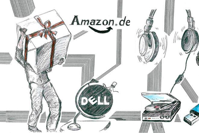 Amazon (Detail Internet-City)